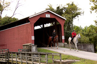 Covered Bridge at Fair Hill
